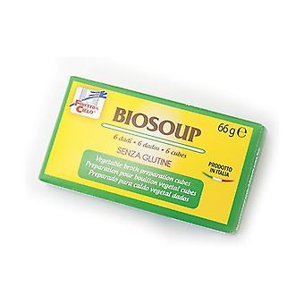 Biosoup - 6 tärningar 66 g