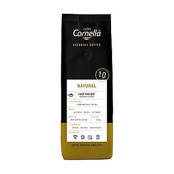 Luonnollinen jauhettu kahvi 250 g