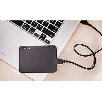 External Hard Drive Disk Hdd Hd Portable Storage Device For Computer Laptop