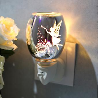 IEP Fairy 3d Plug In Electric Oil Scent Warmer