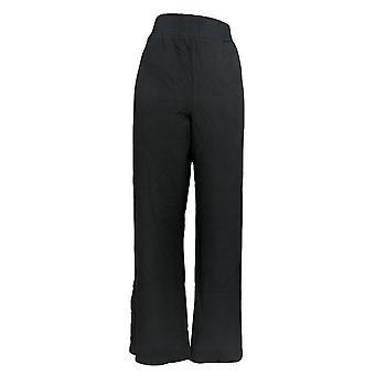 Każdy Kobiety&s Spodnie Francuski Terry Snap Spodnie Czarny A367682
