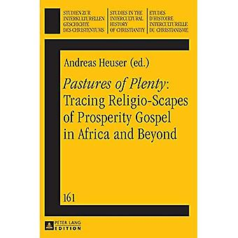 Pastos de abundancia: Trazando Religio-Scapes of Prosperity Gospel in Africa and Beyond (Studien zur Interkulturellen...