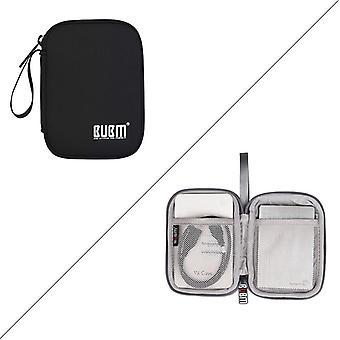 Portable 2.5'' External Hard Drive Case Cover Travel Organizer/ Cable Bag
