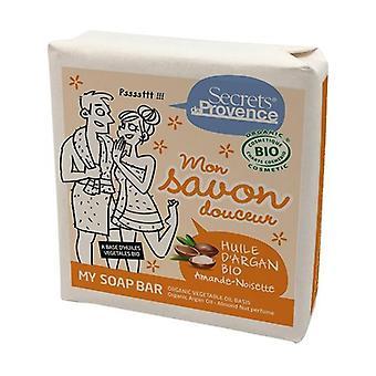Argan / Almond-Hazelnut Soap 1 unit