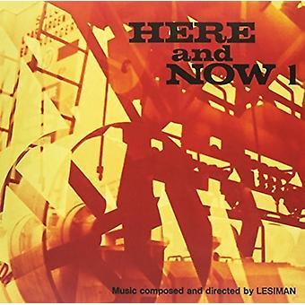 Lesiman - Here & Now Vol. 1 [Vinyl] USA import