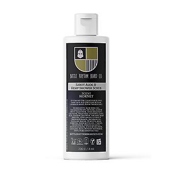 Sabot Aloe & Hemp Shower Scrub