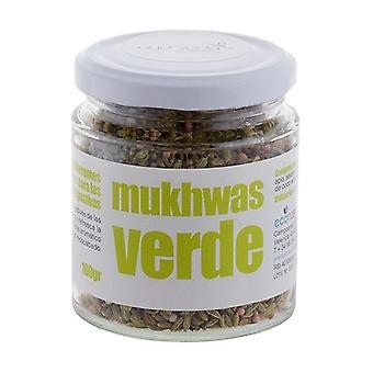 Ayurvedic green MuKhwas 125 g