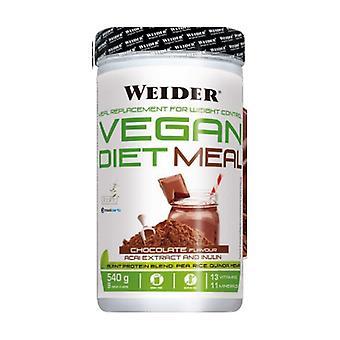 Vegan Diet Meal Chocolate 540 g