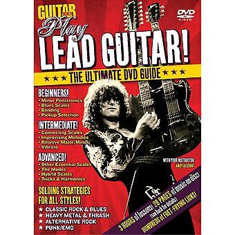 Gitarrenwelt: Spiele Leadgitarre! -