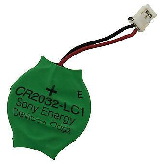 Cmos clock battery for sony ps3 console cr2032-lc1 replacement | zedlabz