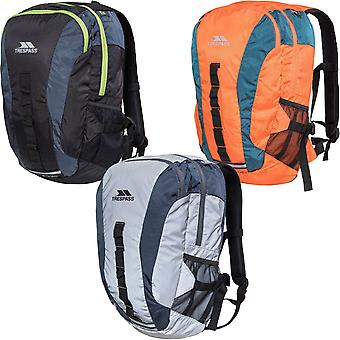 Trespass Unisex Adults Race 20L Outdoor Walking Cycling Rucksack Backpack Bag