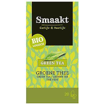 Smaakt Green Tea 20 Filters