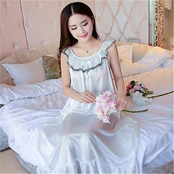 Long Sleeping Dress