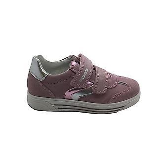 PRIMIGI Double Velcro Suede Trainer Style Shoe Phu 73874
