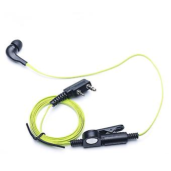 2 Pin Noodle Style Earbud Headphone