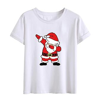Joulu perhe matching t-paita, ihana äiti isä lasten vaatteet