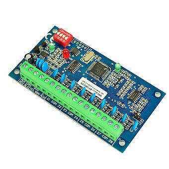 Extension module 8 zones for Ephraction Control Unit PNI 248, PNI code 248EZ8