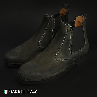 Duca di morrone - 100_camoscio - calzado hombre