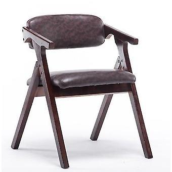Modern Minimalist Dining Chair Nordic Wooden