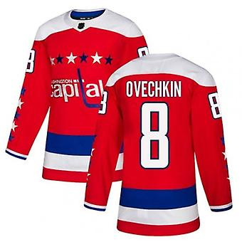 Men's Hockey Jerseys #70 Holtby #77 Oshe #92 Kuznetsov Movie Ice Hockey Jersey 90s Hip Hop Clothing For Party Stitched Letters And Numbers S-xxxl