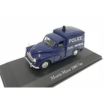 Morris Minor 1000 Van fundidos a troquel modelo coche