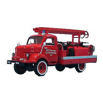 Hotchkiss PL20 4x4 Diecast Model Lorry
