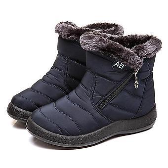 Women Waterproof Snow Boots