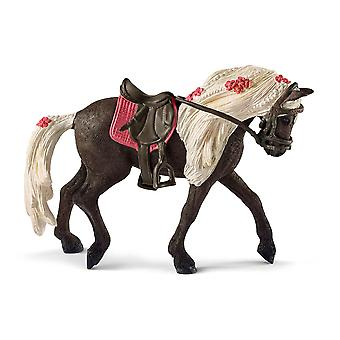 SCHLEICH Horse Club Rocky Mountain Horse Mare Horse Show Leluhahmo