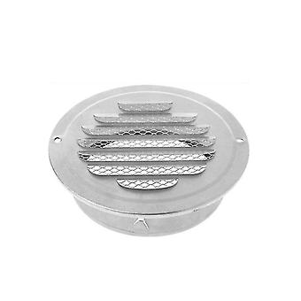 new 1aa500407-150 stainless steel round ducting ventilation exterior wall air vent grille sm412