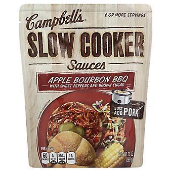 Campbells Entre Apple Bourbon, Case of 6 X 13 Oz