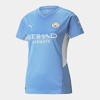 Puma Manchester City Hjemmeskjorte 2021 2022 Damer