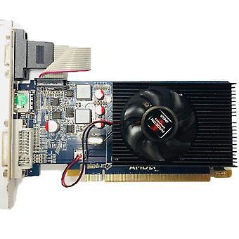 1st hd7450 spel grafikkort 2gb litet chassi dedikerade avancerade super grafikkort speltillbehör för dator stationär dator