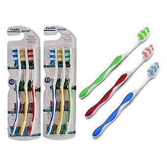 Tannbørste (3 stk)