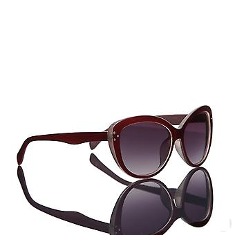 Xoomvision P124491 Women Butterfly Sunglasses,Women's Sunglasses,UV 400 Protection,Complies with European Standards,4 Seasons,sheathed