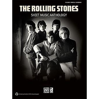 Rolling Stones Sheet Music Anth Pvg