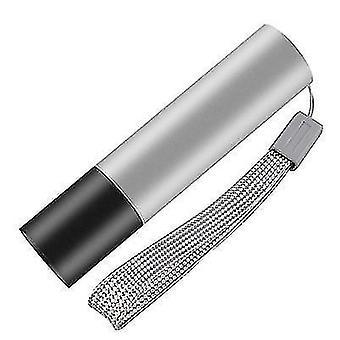 Oplaadbare mini draagbare Uv 365nm fluorescerende agent detectie lamp (sliver)