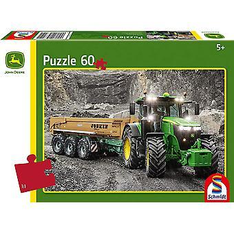 John Deere Tractor 60 Piece Jigsaw Puzzle