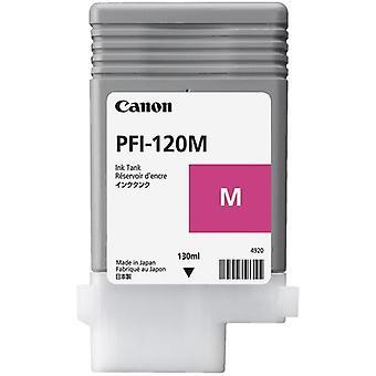 Canon PFI-120M, Cerneală pe bază de pigment, 130 ml, 1 bucată