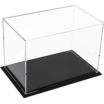 Transparent Acrylic Protective Dust Proof Display Case For Toy Dolls