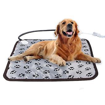 Pet Katt Og Hund Elektrisk Teppe Vanntett Elektrisk Oppvarming Pad Oppvarming Pad For å holde Varmt Kjæledyr Forsyninger
