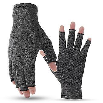 مكافحة التهاب المفاصل تخفيف الألم قفازات ضغط الإصبع - 1pair