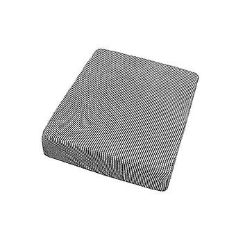 Chaises 2 seatr sofa seat pad cover couch sofa cushion slipcovers protector light gray