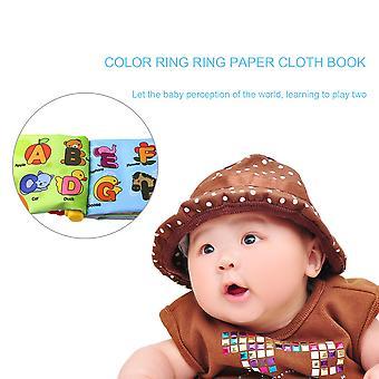 Новорожденный Ребенок Ткань Книга Дети Детские Развивающие Игрушки Мягкие Полиэстер Игрушки