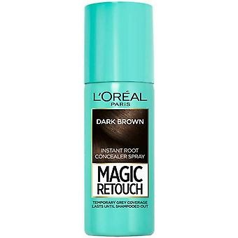 L'Oreal Paris Magic Retouch Dark Brown Root Touch Up 75ml