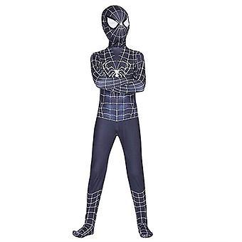 Spider Bodysuit For Children Halloween Costume Jumpsuit Spider Boy Man Can't Arrive Before Halloween