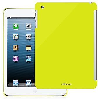 i Blason Apple iPad Air / iPad 5 Smart Cover Partner twardy Snap na Slim-Fit wypadku-żółty