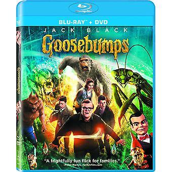 Gåsehud [Blu-ray] USA importerer
