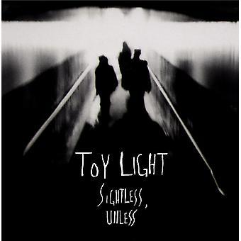 Leketøy lys - Sightless med mindre [Vinyl] USA importere
