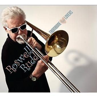 Roswell Rudd - Trombone for Lovers [CD] USA import