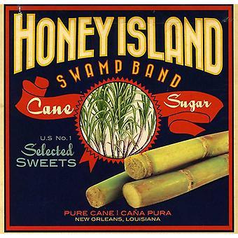 Honey Island Swamp Band - Cane Sugar [CD] USA import